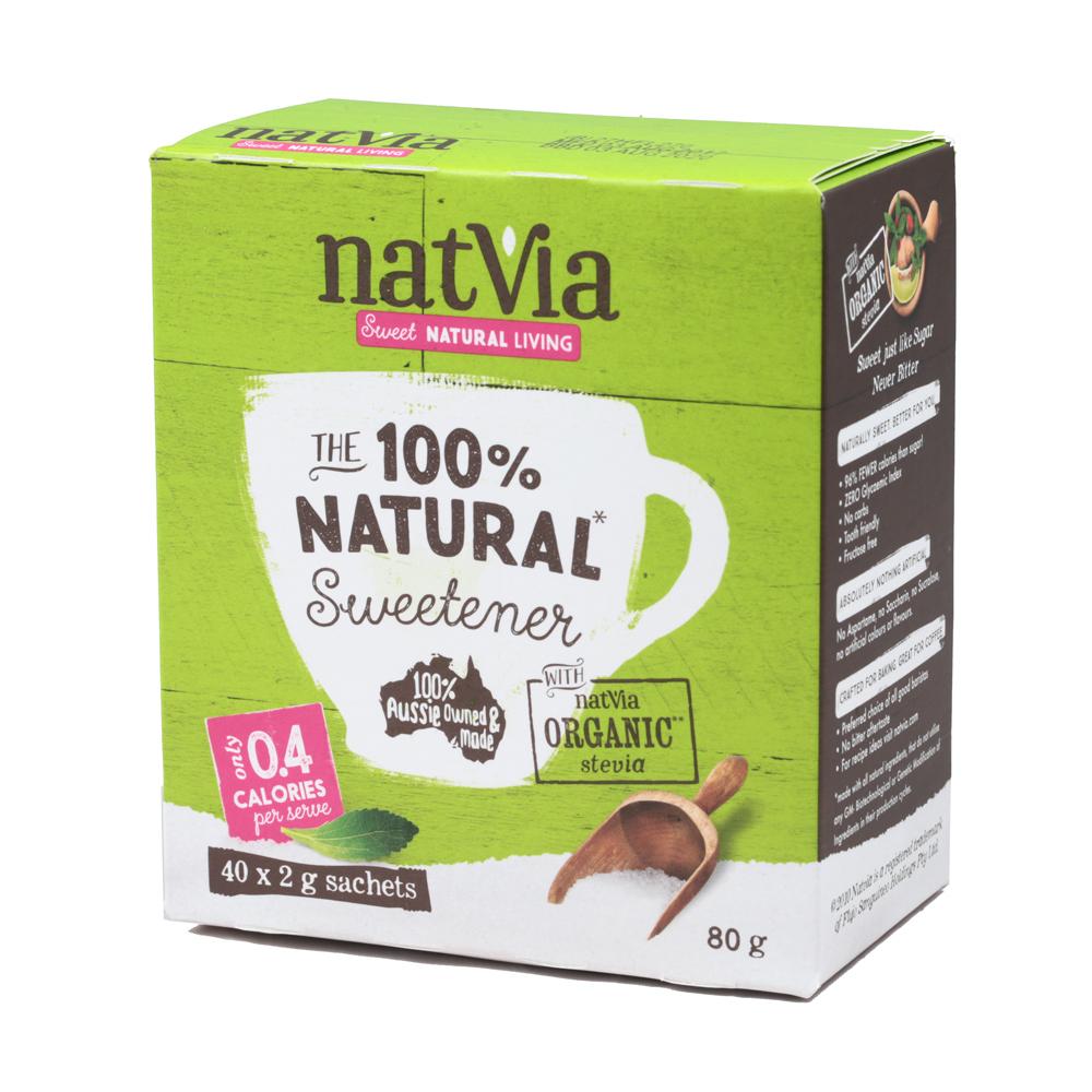 Natvia 40 Sticks 1