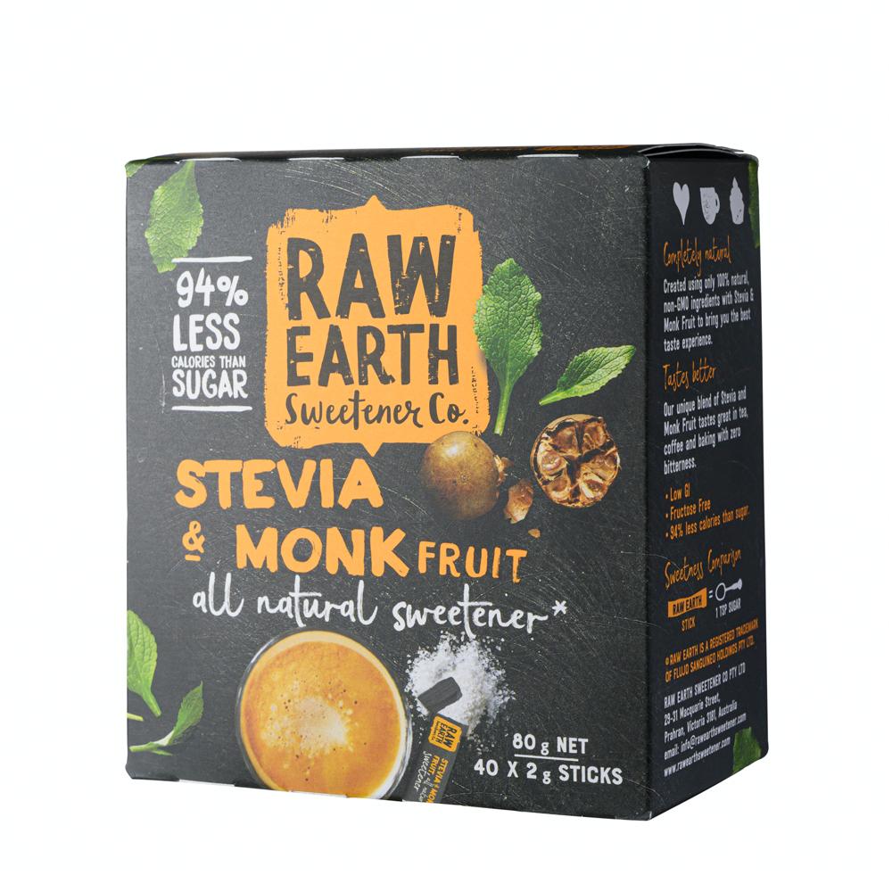Raw Earth 40 Sticks 1